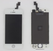 iPhone 5S - Дисплей белый LCD