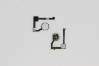 iPad Air 2/Mini4 -  кнопка HOME gold NEW