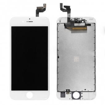 iPhone 6S - Дисплей белый LCD